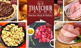 New Vendor! Thatcher Farms
