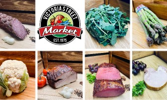 New Vendor! Victoria Street Market
