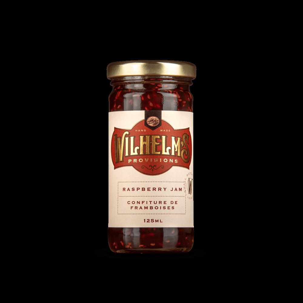Wilhelm's Provisions Raspberry Jam