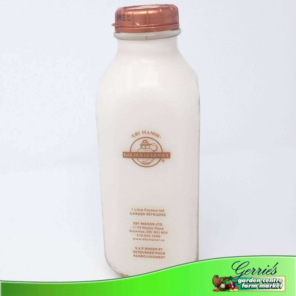 Eby Manor 2% Homogenized Milk