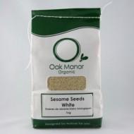 Organic White Sesame Seeds 1KG