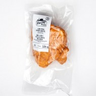 Lemon Pepper Chicken Schnitzel
