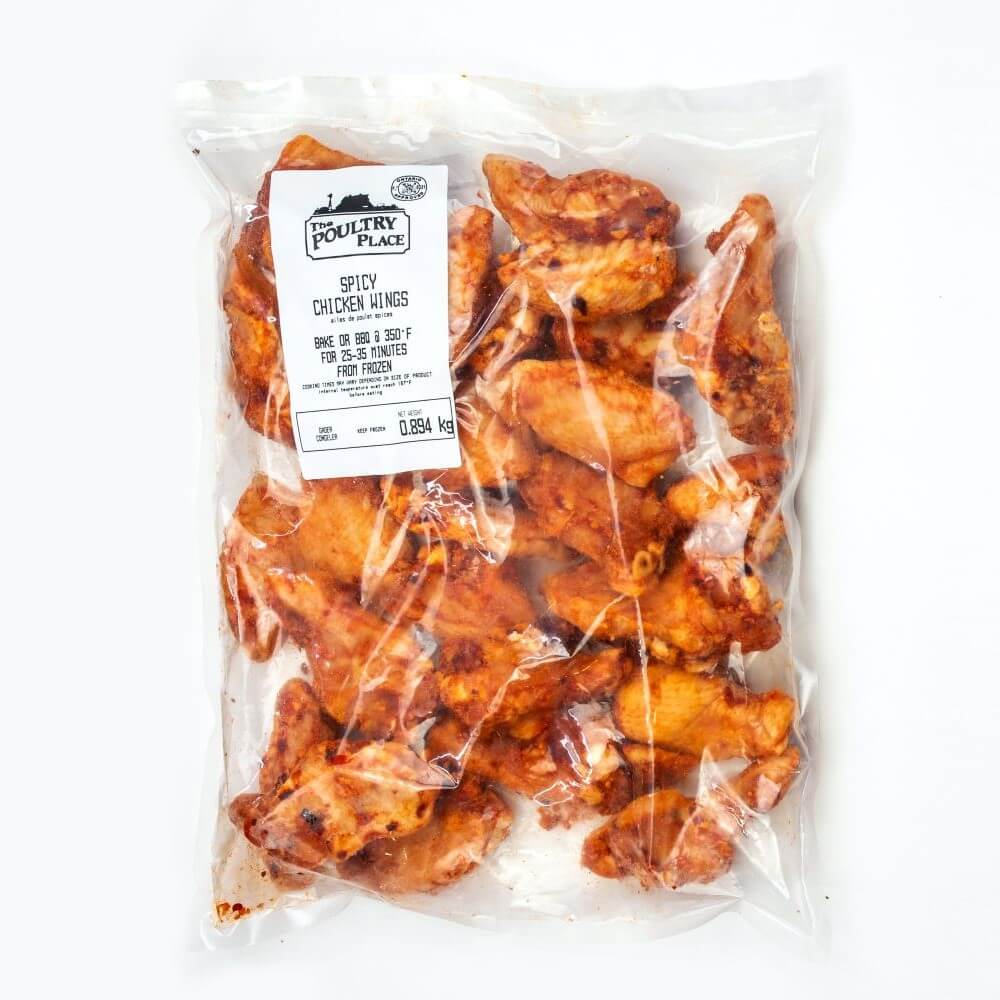 Chicken Wings - Spicy