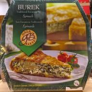 Burek - Traditional European Pie (Spinach) (1.5kg)