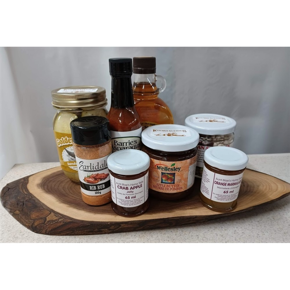Kitchen Kuttings - Cheese Basket #2