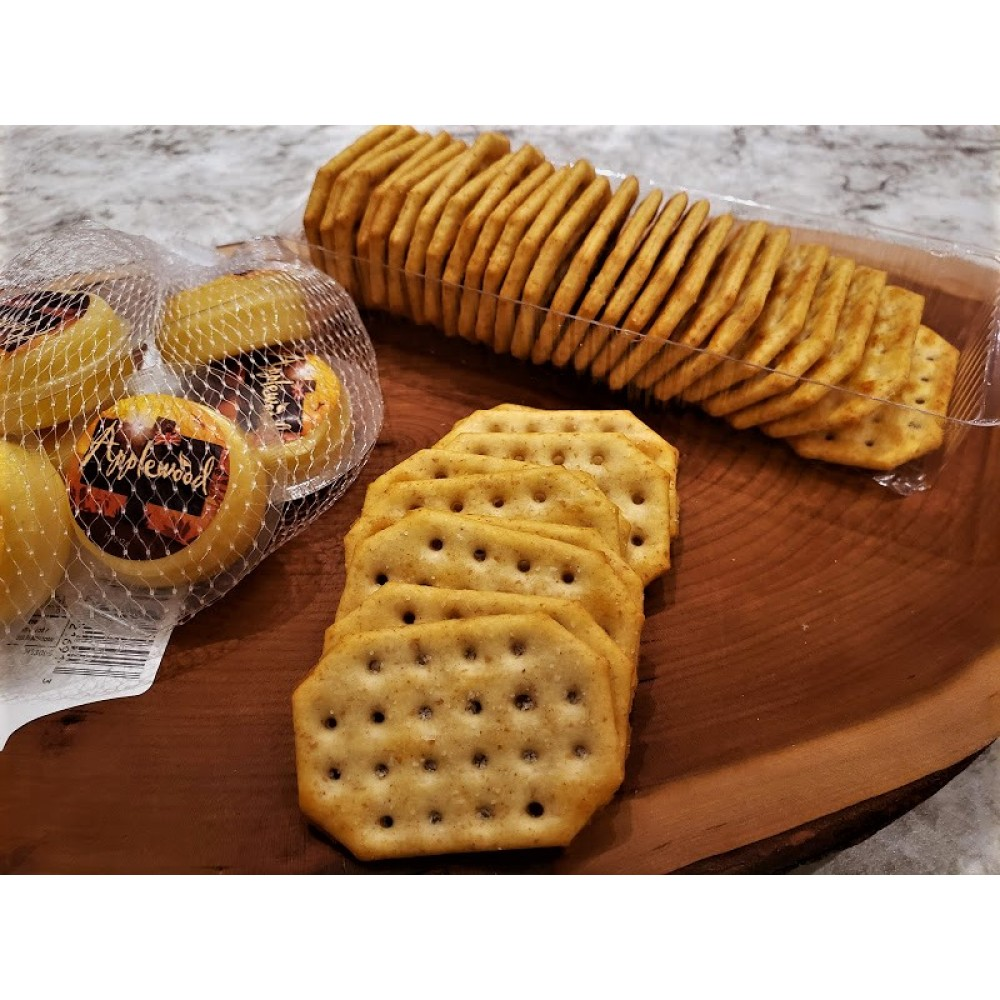 Christie Golden Sesame Crackers