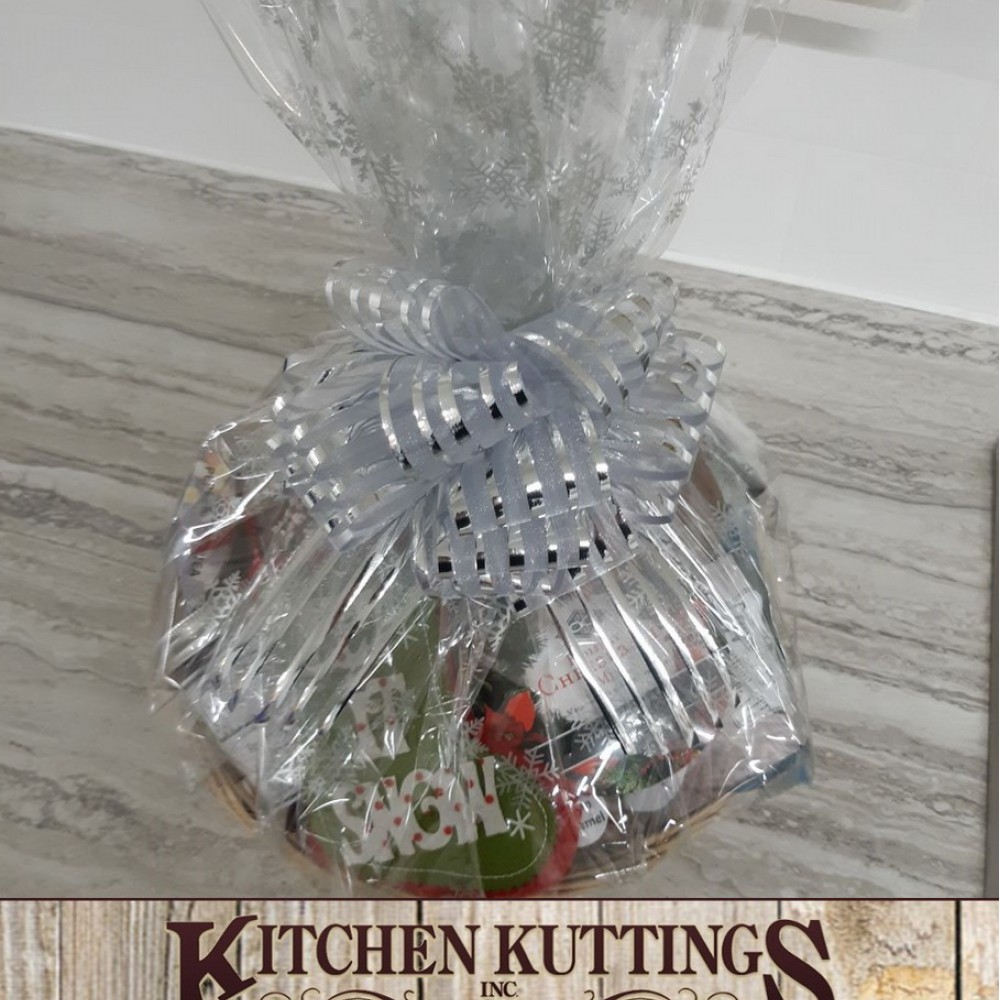 Kitchen Kuttings - Custom Gift Basket