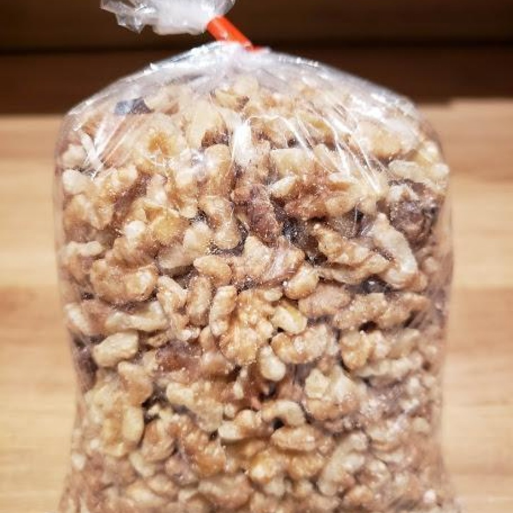 California Walnut Pieces