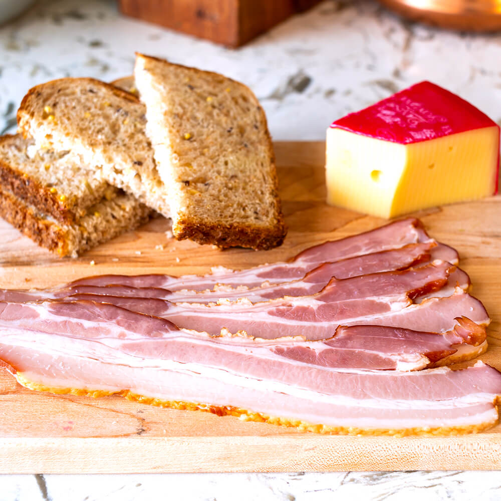 Bacon - Double Smoked (1 lb)